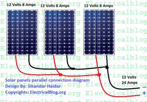 24V Solar Panel Wiring Diagram from www.electricalblog.org